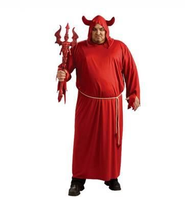 Костюмы ангелов и дьяволов на хэллоуин