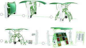 Image result for techos para puestos ambulantes