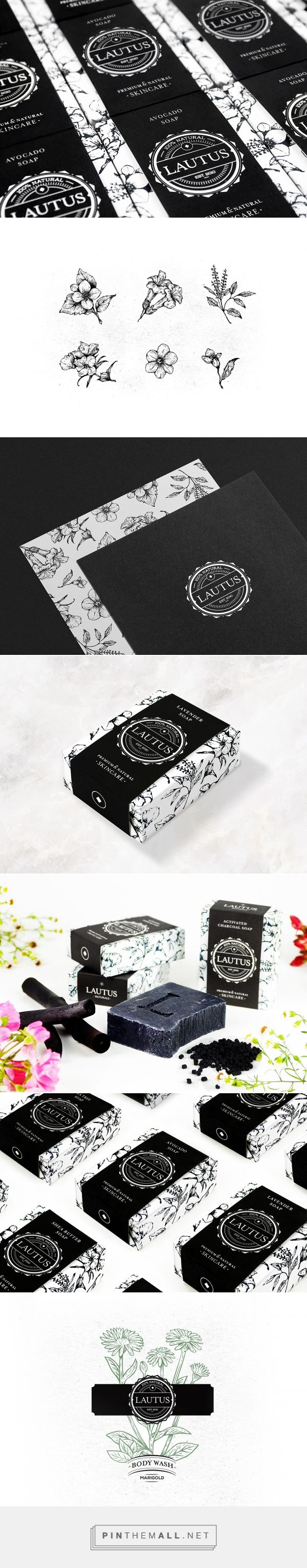 Lautus Soap Packaging by Sebi | Fivestar Branding Agency – Design and Branding Agency & Curated Inspiration Gallery