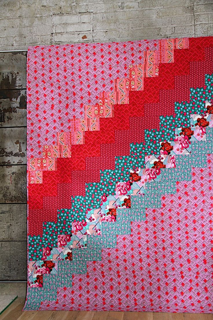 Amy Butler fabrics: use either the 3x6 or 4x8 rectangle die