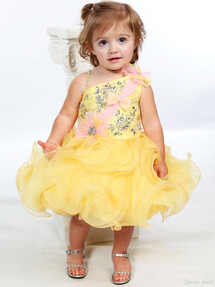 17  images about Flower Girls Dresses &amp- Girls Pageant Dresses on ...