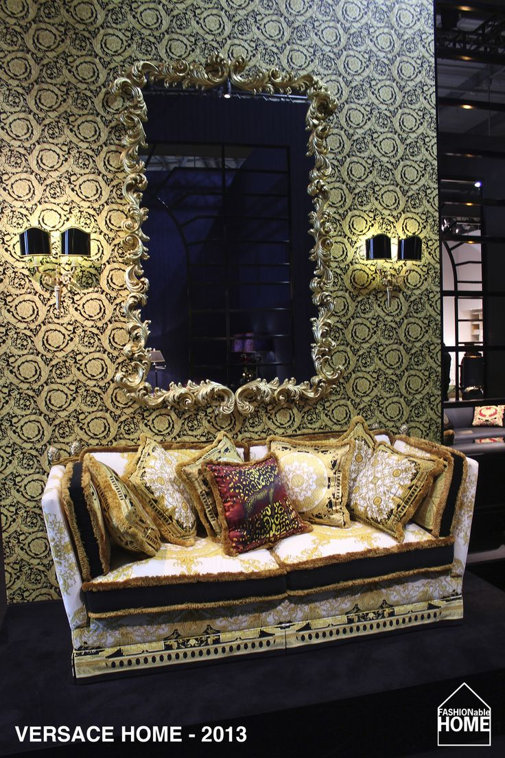 Best Furniture Images On Pinterest Versace Home Gianni - Creative and soft sofa for real fashionistas by versace