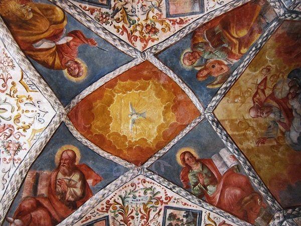 #calimera #salento Cappella del Crocifisso