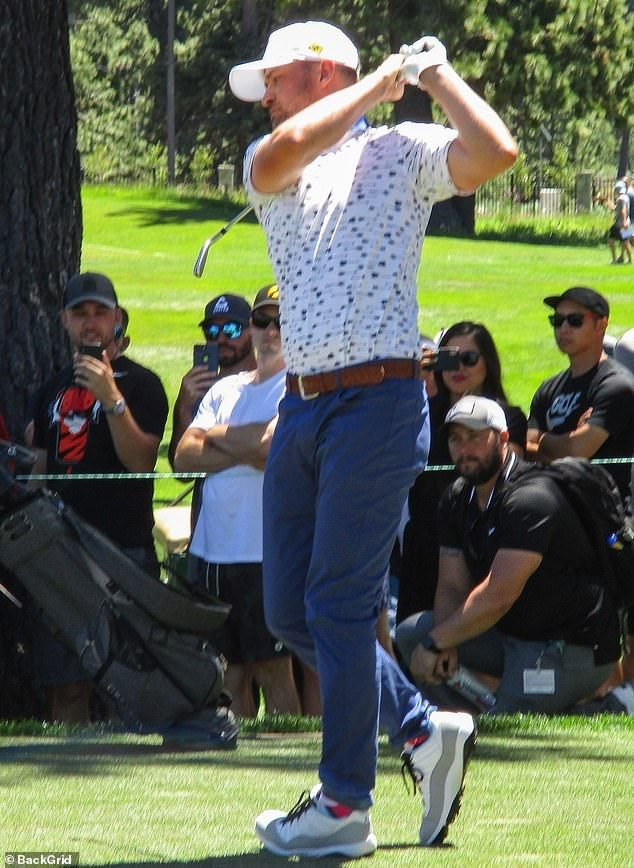 14++ American century golf tournament lake tahoe information