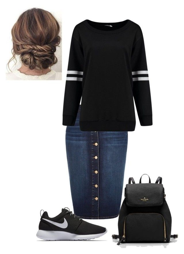 Untitled #36 by ohraee on Polyvore featuring River Island and NIKE