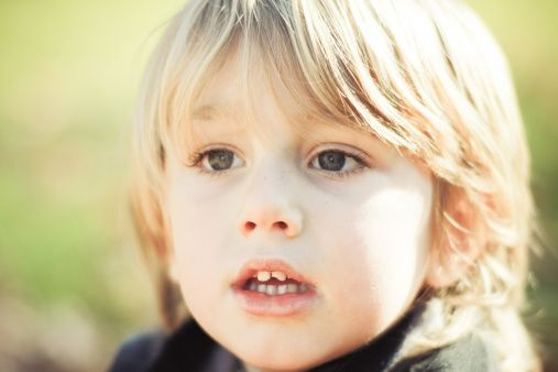 137896855 Little Boy With Long Blonde Hair Gettyimages Jpg