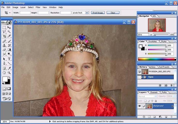 Cómo editar una foto con Adobe Photoshop | eHow en Español
