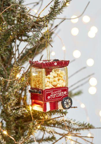 Kernel of Truth Popcorn Ornament Decorating Pinterest