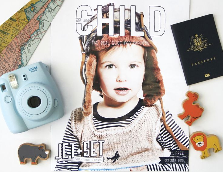 October 2015 Food + Travel Issue Of CHILD Mags