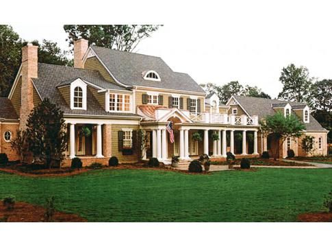 25 years of spitzmille r norris atlanta homes Atlanta home plans