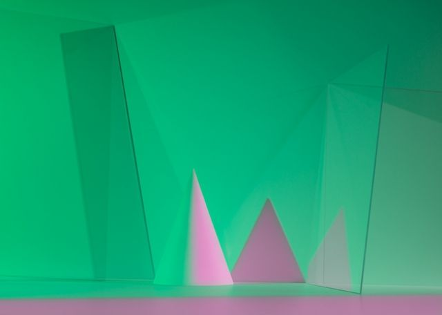 Lorne Blythe, Canonical Perspective (Green Adaptation), 2011 year