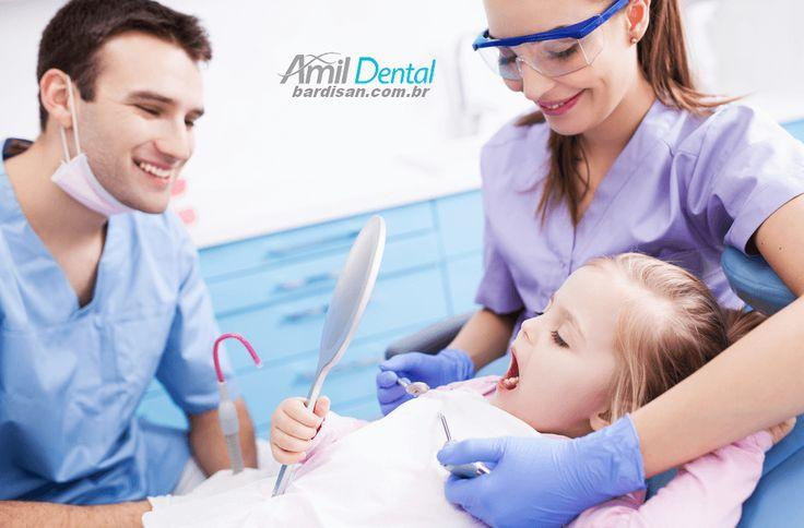 Amil Dental cria plano odontológico para o público infantil