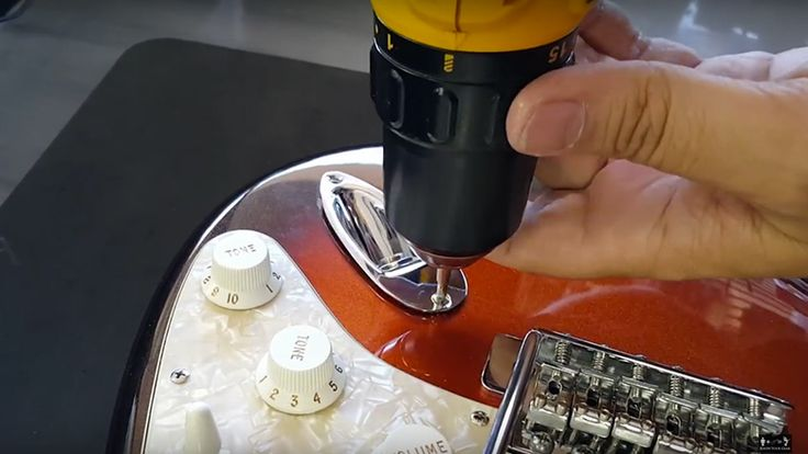 Five Great Fender Strat Mods Anyone Can Make