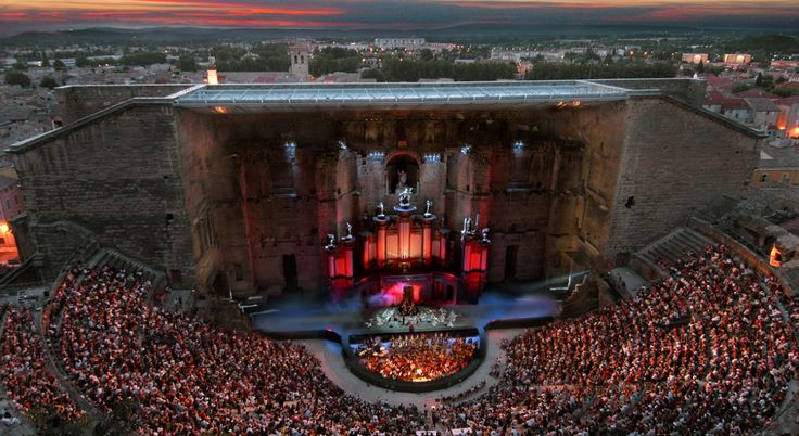 I discovered this natural stone ampitheather when it was featured on David Gilmour's last DVD when he performed here...what an absolutely stunning and amazing structure to not only build but perform in!