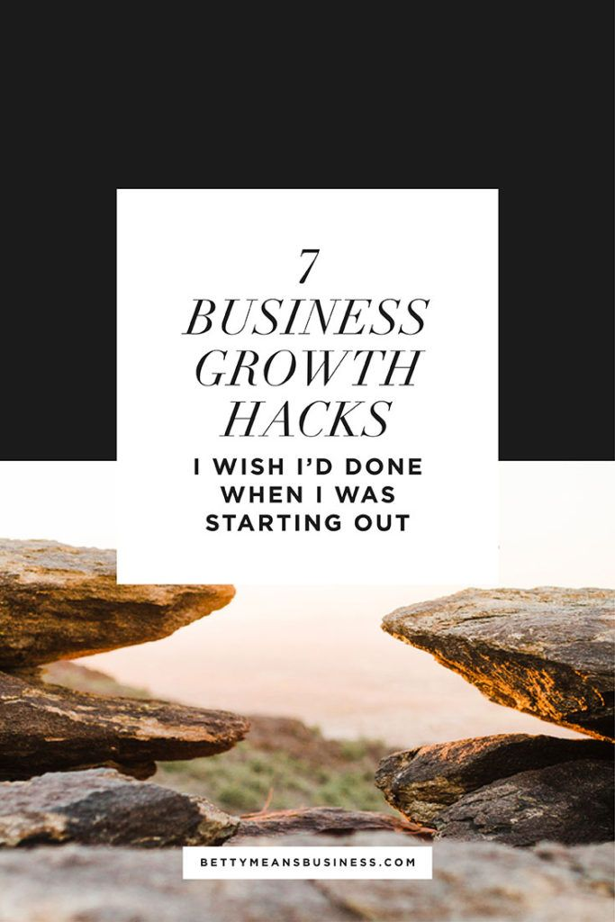 These actions have had the biggest impact on my business so far and I wished I'd focused exclusively on them when I'd started out. I hope that these easy-to-apply lessons can help your business take off too!