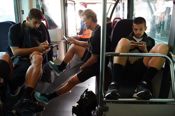 Real Sporting de Gijon v US Citta di Palermo - Preseason Friendly - Pictures - Zimbio