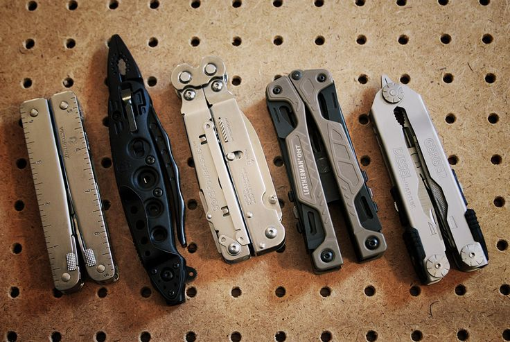 5 Best Multi-tools - Gear Patrol