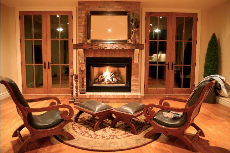 Best 25+ Rustic Fireplace Mantels Ideas On Pinterest