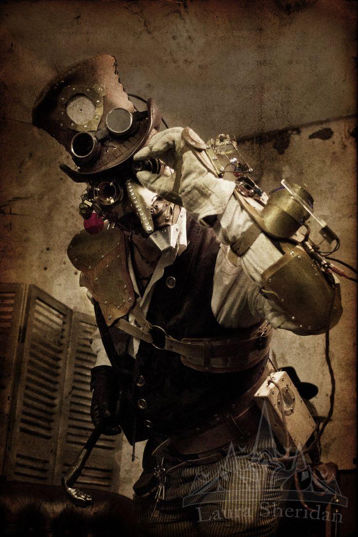 345 best Steampunk Costume Ideas images on Pinterest