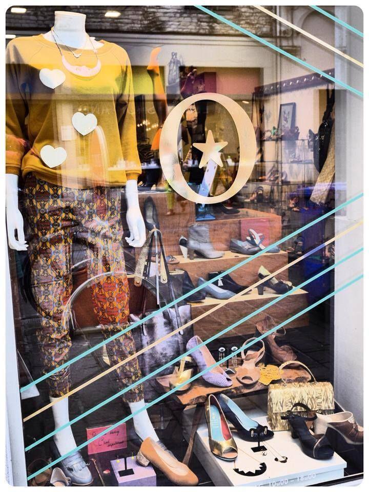 Zoot in Gent - fashion en schoenen met een knipoog ;)