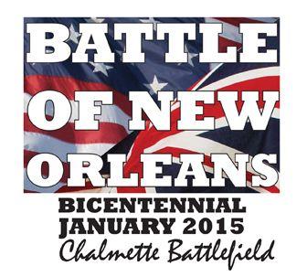 Battle of New Orleans bicentennial at Chalmette Battlefield