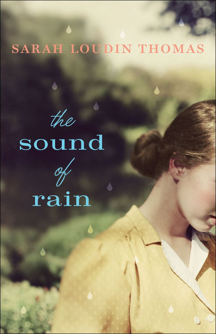 I am so excited to share with you about a brand new release from Bethany House Publishers!  This sweet novel shares a beautiful story of two young people who begin to seek God's will for their lives and futures, while falling in love and learning the value of family, friendships and faith.  The Sound of Rain, by Sarah Loudin Thomas, a Bethany House Publication.  Read the full book review here...  https://www.turquoiseave.com/blog/2017/bookreview-thesoundofrain