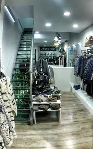 CELESTINO store in Rethimno. Arkadiou 271, tel: 2831 025633