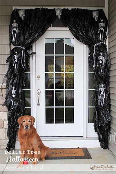 Best 25 Halloween Door Ideas On Pinterest Halloween