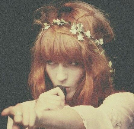 .Florence welch