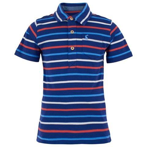 Joules Stripe Polo Shirt