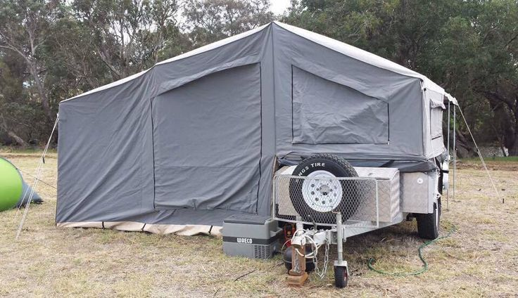 MARS CAMPER TRAILER FOR HIRE - EATON or WILLIAMS / WA 2010 Mars Camper Trailer (Eaton) - Caravan and Camping Hire