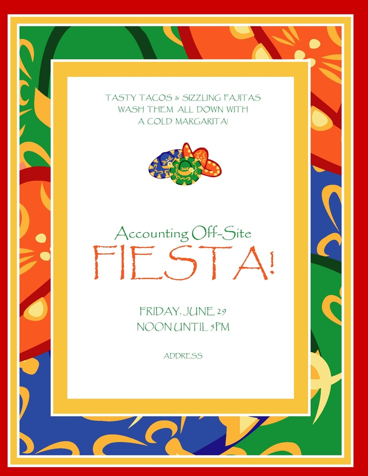 Party Invitation In Spanish for best invitation ideas
