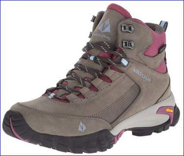 Vasque Talus Ultradry hiking boot for women.