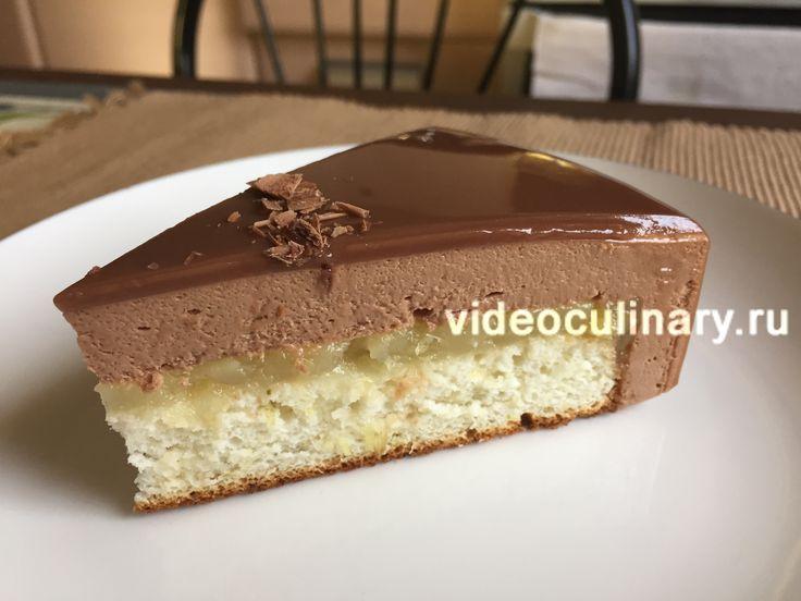 На первый взгляд муссовые торты сложные, если разобрать каждый этап, торт под силу приготовить каждому. А какой он вкусный! Любители шоколада точно оценят!