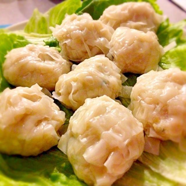 レンコンと豆腐でふっくらモチモチしたシュウマイになりました  余った餡は汁物の具として活用できます - 129件のもぐもぐ - 豆腐シュウマイ by kuisinboupig3