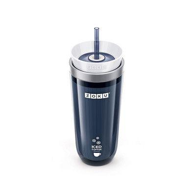 Kubek termiczny Iced Coffee Maker Zoku grafitowy