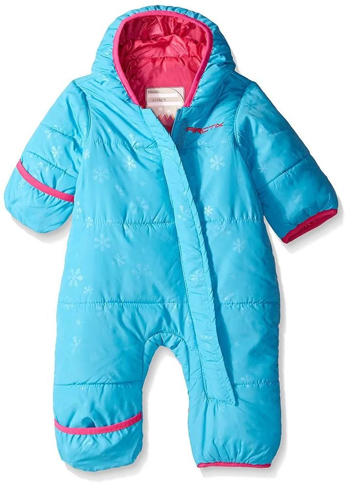 36abd069e3190 Bunting Snow Suit Baby Toddler Winter Insulated Suit Warm Waterproof 12-18  Mo  Arctix  Snowsuit  Snow