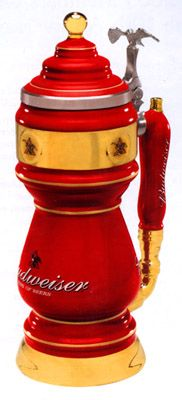 Budweiser Steins  | Budweiser Draught Tower 111 Stein