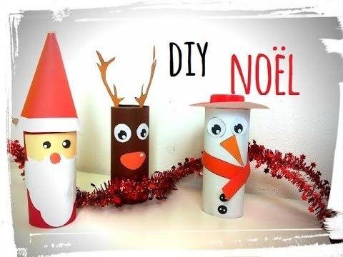 activit 233 manuelle no 235 l 3 diy rouleaux papier toilette noel diy and crafts and chang e 3