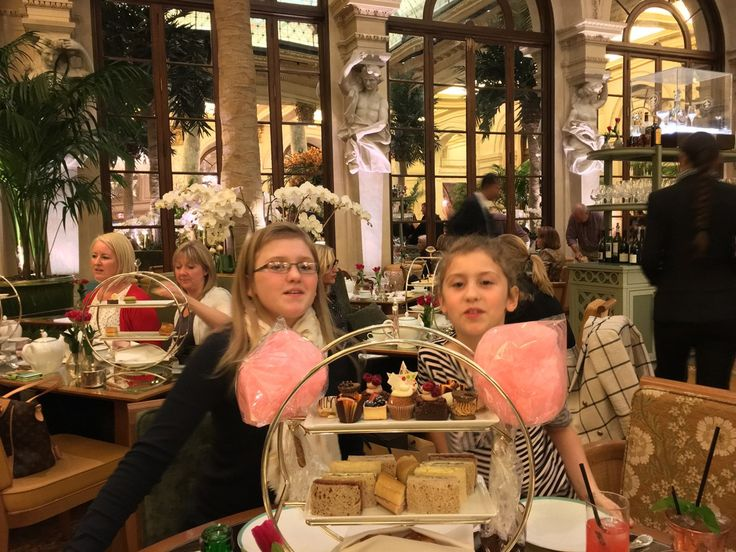 Eloise Tea At The Palm Court, The Plaza Hotel, New York - Pursuitist