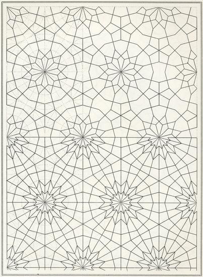 Pattern in Islamic Art - BOU 098