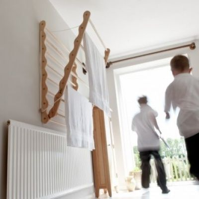 Laundry Ladder Clothes Airer