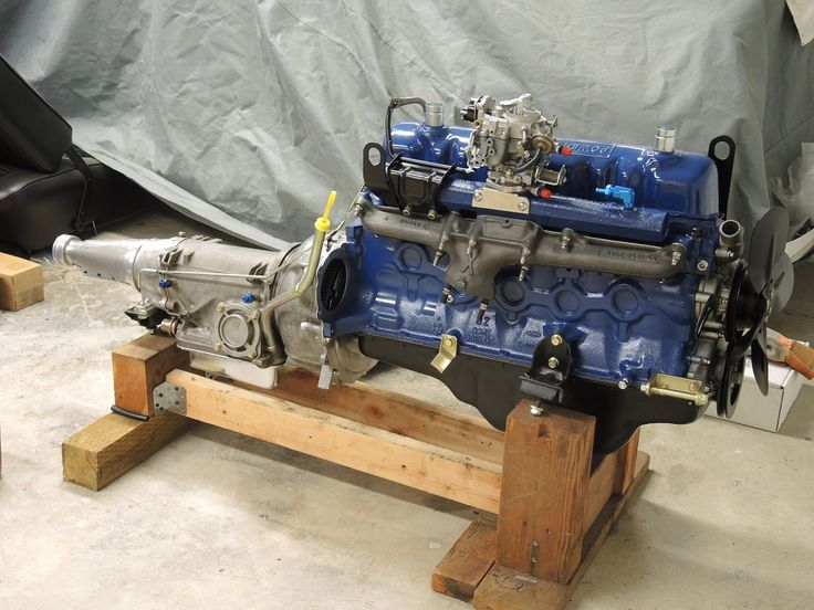 170 For 200 Engine Swap Ford Falcon Engine Swap 65