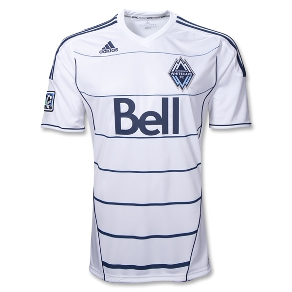 First Western Canada MLS Franchise! I love this jersey. Vancouver Whitecaps.