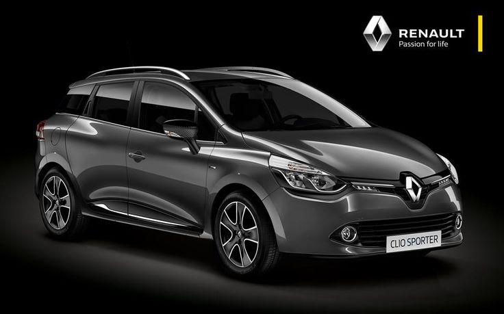 """Cerchi in lega 16"""" Diamantati Black, volante e retrovisori personalizzati, profili cromati: questo è lo stile inconfondibile di Renault CLIO SPORTER DUEL. #ClioDUEL"""