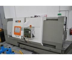 VICTOR VTURN 46 USED 2-AXIS CNC LATHE | Machinebot.com
