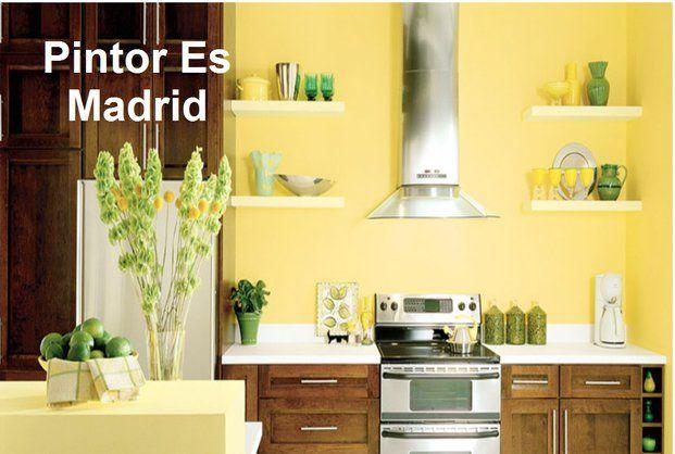 Pintores economicos madrid pintura y decoraciones - Decoracion interiores madrid ...