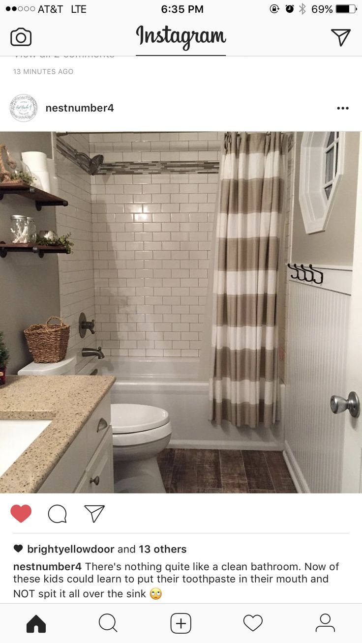 Best 25 split level remodel ideas on pinterest for Ranch bathroom ideas