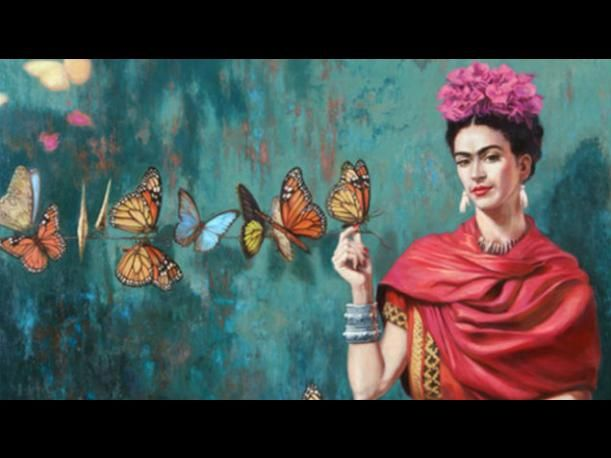 16 frases maravillosas para recordar a Frida Kahlo   Voces ...