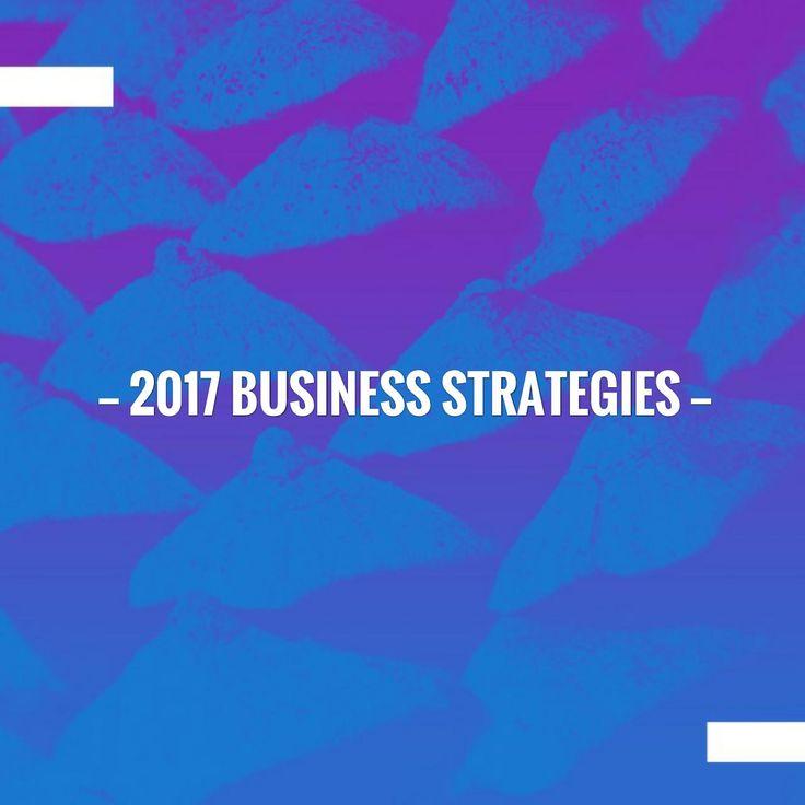 Take a peek into my blog here 👀 2017 Business Strategies http://abdullahalghadouni.com/2016/11/27/2017-business-strategies/?utm_campaign=crowdfire&utm_content=crowdfire&utm_medium=social&utm_source=pinterest